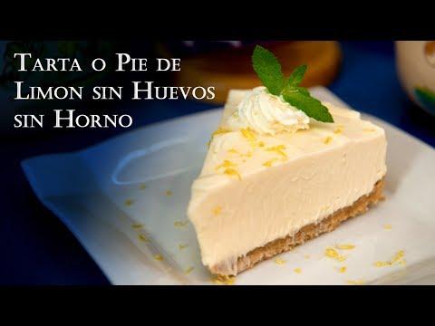 Receta Tarta o Pie de Limon sin Huevos sin Horno Muy Facil - UCQpwDEZenMK6rzhLqCZXRhw