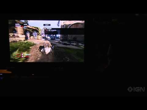 Gears of War 3 Gameplay: Beast Mode Part 2 - E3 2010 - UCKy1dAqELo0zrOtPkf0eTMw