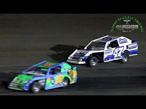 Desert Thunder Raceway IMCA Northern SportMod Main Event 7/24/21 - dirt track racing video image