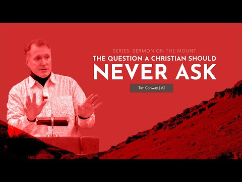 The Question A Christian Should Never Ask
