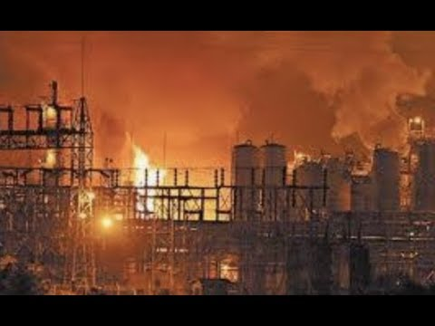 Breaking Texas Chemical Plant EXPLOSION Toxic Fumes 1 Dead 2 Injured
