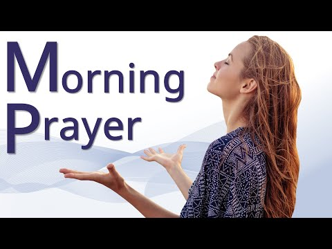 GOD IS MY KEEPER - JOHN 10 - MORNING PRAYER (video)