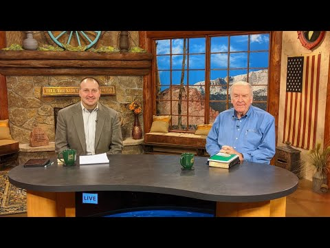 Charis Daily Live Bible Study: Praise - Wendell Parr - Aug 5, 2020