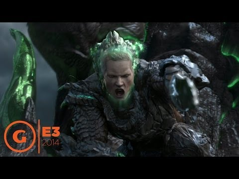 Scalebound - E3 2014 Reveal Trailer at Microsoft Press Conference - UCbu2SsF-Or3Rsn3NxqODImw