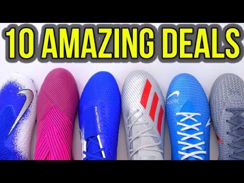 10 AMAZING FOOTBALL BOOT DEALS! - UCUU3lMXc6iDrQw4eZen8COQ