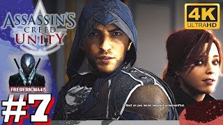 ASSASSIN'S CREED UNITY [FR] Séquence 7 100% Synchro 4K