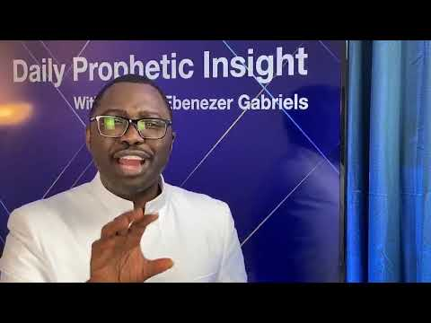 Jun 9th, Prophetic Insight