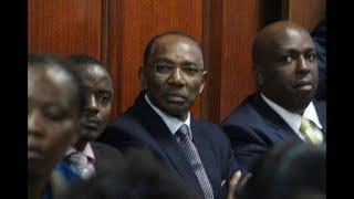 City billionaire businessman Humphrey Kariuki has been charged with tax evasion