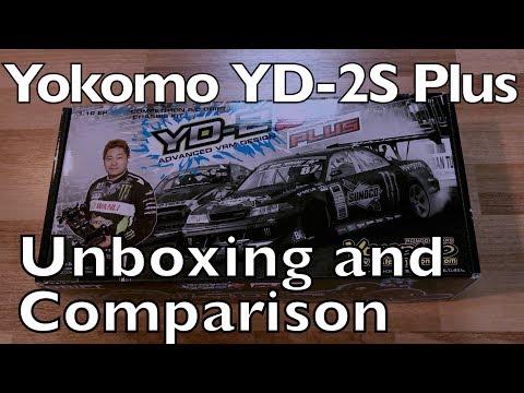 Yokomo YD-2S Plus Comprehensive Unboxing - UCTa02ZJeR5PwNZK5Ls3EQGQ