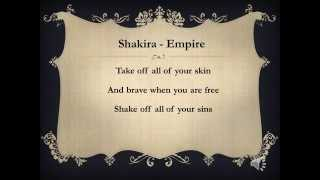 Empire (lyrics)