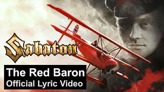 The Red Baron (Official Lyric Video)