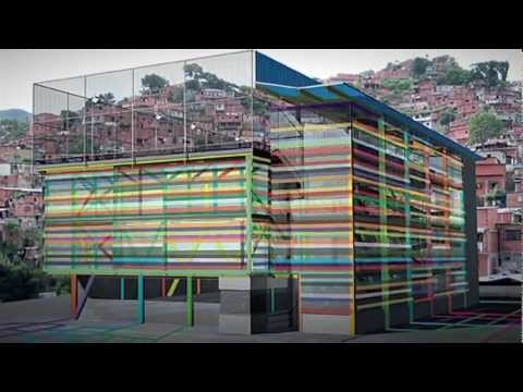 Vertical Gym -- Design Solutions for Global Urban Growth