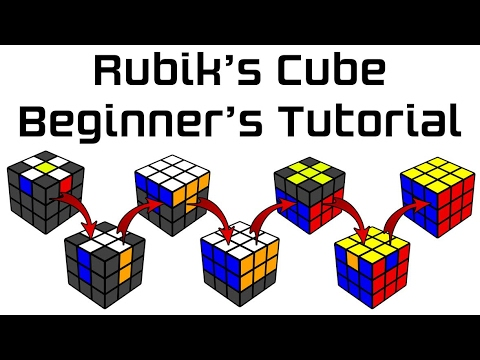 How to Solve the Rubik's Cube: An Easy Tutorial - UCfZGUwLPuHca5ZO_crTUOlA