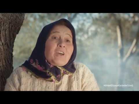8 Mart Dünya Kadınlar Günü'ne Özel Reklam