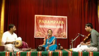 Parivadini Live- Srividya Sridharakumar for Paramp - srividhyasridhar , Country