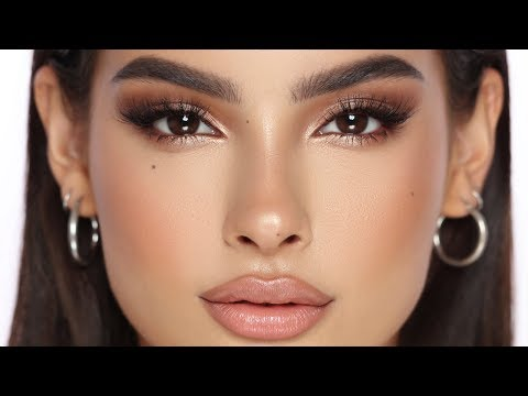 MY SIGNATURE MAKEUP LOOK! | Hindash - UCs7hbbgJFer2AcKtwAV5Bwg
