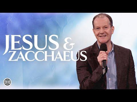 Jesus and Zacchaeus  Robert Fergusson  Hillsong Church Online