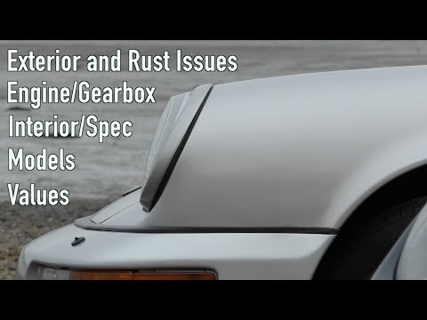 Porsche 964 buyers guide - The most usable air-cooled 911 - UCErr8b5Sc1owxI31N6WZmIA