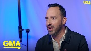 Tony Hale dishes on his character in the Disney+ short series 'Forky Asks A Question' | GMA