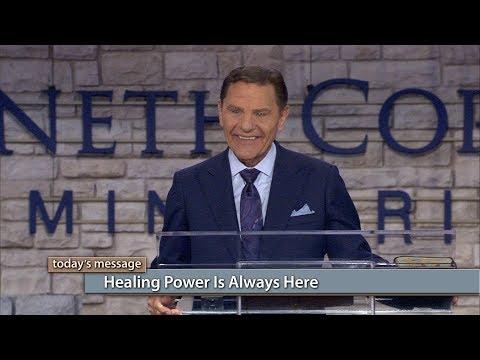 Healing Power Is Always Here