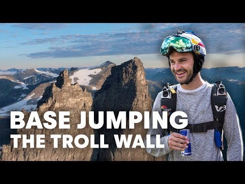 Wingsuit Flying Off The Troll Wall   Jokke's Adventures Part 1 - UCblfuW_4rakIf2h6aqANefA