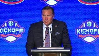 Florida head coach Dan Mullen on the upcoming season
