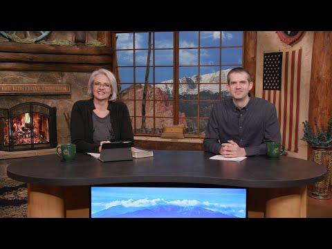 Charis Daily Live Bible Study: Boldness - Daniel Bennett - February 19, 2021