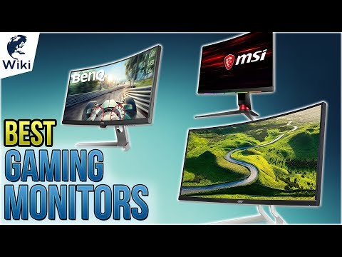 10 Best Gaming Monitors 2018 - UCXAHpX2xDhmjqtA-ANgsGmw