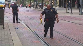Off-duty Dallas police officer was wearing headphones when he was hit by DART train