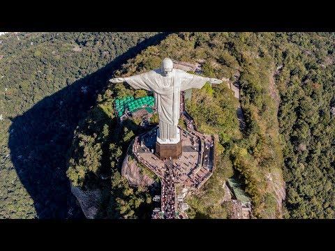 Rio De Janeiro via Drone - UCM5gbHADdY-fFB6lsH443wQ