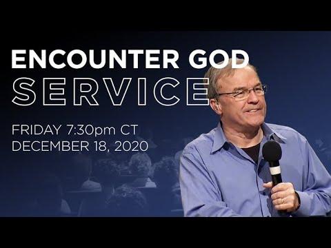 Encounter God Service Live  IHOPKC & Mike Bickle  December 18