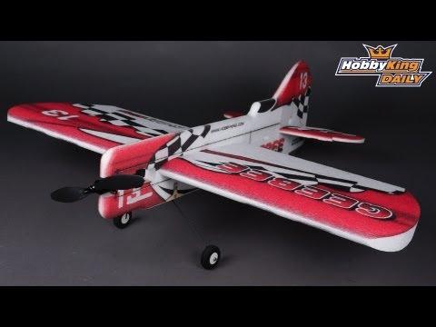 HobbyKing Daily - GeeBee 3D Aerobatic EPP Airplane - UCkNMDHVq-_6aJEh2uRBbRmw
