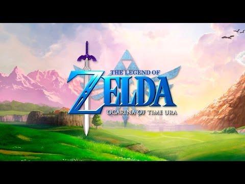 El juego de Zelda que se canceló: Ura Project - default