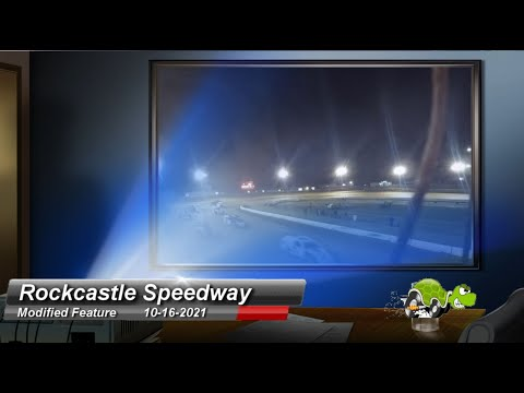 Rockcastle Speedway - Modified Feature - 10/16/2021 - dirt track racing video image
