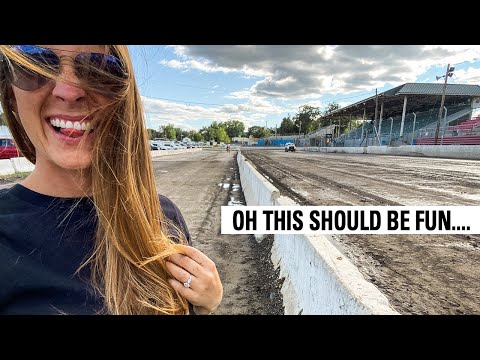 It Was A Survival Kind Of Night At Orange County Fair Speedway - dirt track racing video image