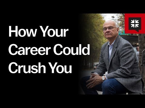 How Your Career Could Crush You // Ask Pastor John with Tim Keller