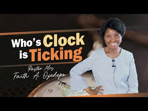 Who's Clock is Ticking