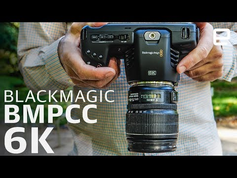 Blackmagic BMPCC 6K review: More video power all around - UC-6OW5aJYBFM33zXQlBKPNA