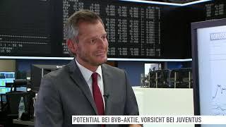 Martin Utschneider: Fußball-Aktien - BVB statt Juventus