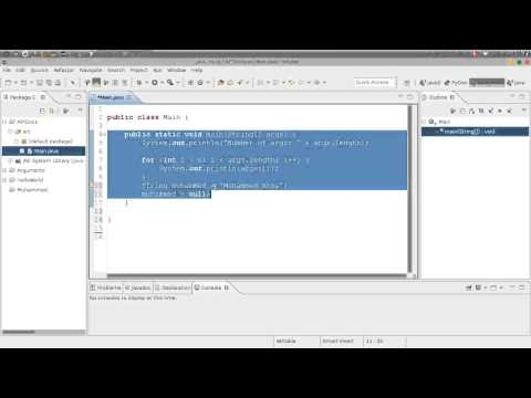 17 Java Memory management&GarbageCollector ادارة الذاكرة في الجافا