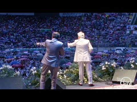 TIYD 7576   48 Hours in the Life of Jesus, Part 1 - A special sermon from Benny Hinn