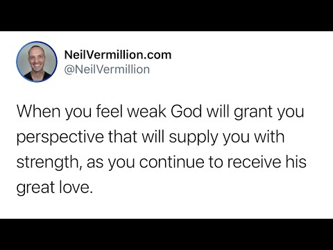 Continue To Receive My Great Love - Daily Prophetic Word
