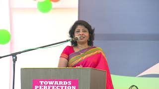 73rd Independence Day Speech | Latha Christie | G E M S English School Dehri-on-Sone, Bihar