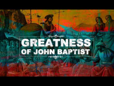 HungryGen Online - Greatness of John the Baptist  Dmitri Sarioglo