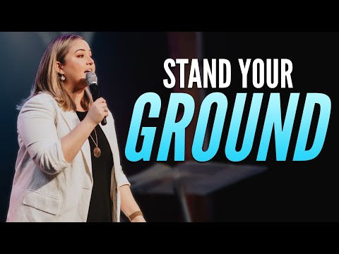 Stand Your Ground  Armor of God