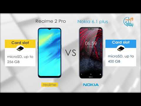 Realme 2 Pro vs Nokia 6.1 Plus Full Comparison