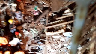 10 Dead 8 Injured In Dongri Bldg Collapsed 6 Still feared Trapped  Rescue Still On