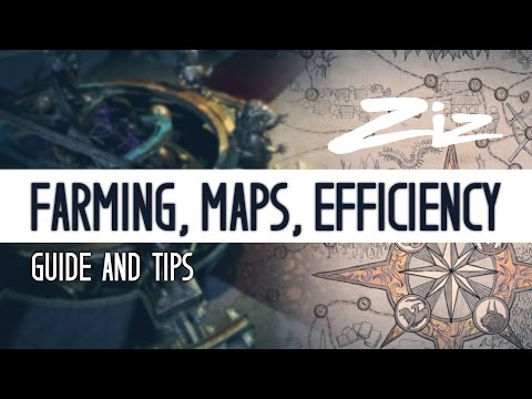 Path of Exile 2.2 - Building and maintaining a high end map pool