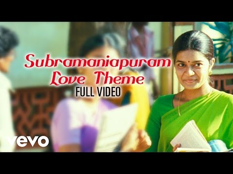Subramaniapuram - Subramaniapuram Love Theme Video | Jai | Swathi | James - UCTNtRdBAiZtHP9w7JinzfUg