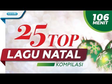 106 Menit 25 Top Lagu Natal